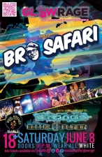 GlowRage featuring Bro Safari