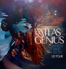 Atlas Genius plus Wild Cub