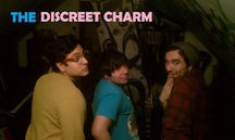The Discreet Charm / Boss Fight / You Are Here / Enrico X