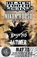Black Tooth Grin featuring The Nixon Rodeo / Krystos / Latimer