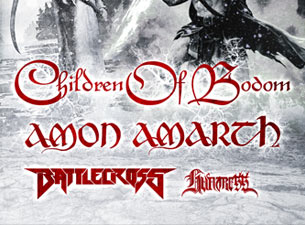 Amon Amarth and Children of Bodom