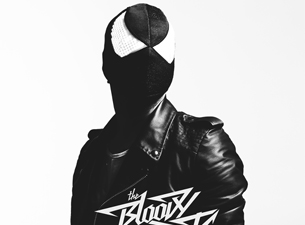 The Bloody Beetroots Live with Valentino Khan and Tenova