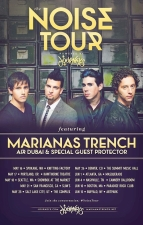 Marianas Trench with Air Dubai & Ghost Town