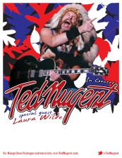 Ted Nugent featuring Laura Wilde