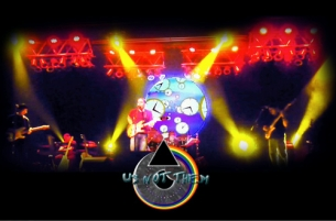 Us Not Them-New York's spectacular Pink Floyd tribute performing Floyd's greatest hits including Dark Side of the Moon in its Entirety