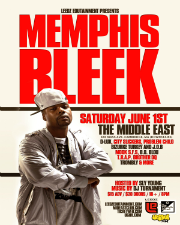 Memphis Bleek with Special Guests