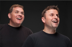 Kevin Heffernan & Steve Lemme (of Broken Lizard)