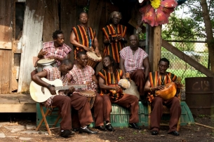 Sierra Leone's Refugee All Stars plus Snug Harbor