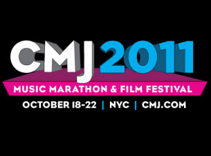 CMJ Music Marathon & Film Festival 2011 : ALL BADGES