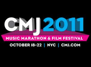 CMJ Music Marathon & Film Festival 2011 : ALL BADGES