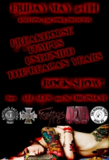 Freakhouse featuring The Reagan Years / Undenied