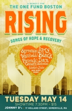 Rising - Songs Of Hope & Recovery : A Benefit for Victims of the Boston Marathon Tragedy