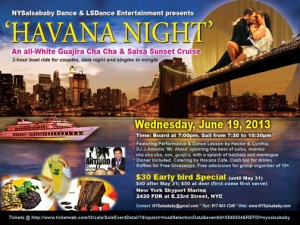 Havana Nights Sunset Cruise