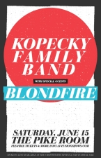 Kopecky Family Band with Blondfire