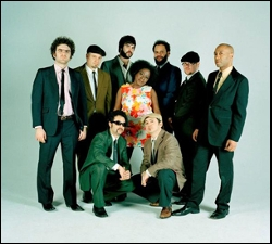 Sharon Jones & The Dap-Kings plus Charles Bradley