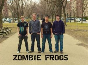 Zombie Frogs with Fallen Empire