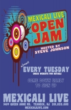 FREE Open Jam featuring Steve Johnson