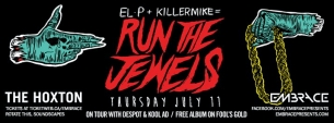 EL-P & Killer Mike with Despot & Kool A.D
