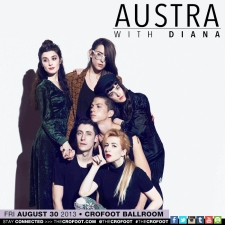 Austra with Diana
