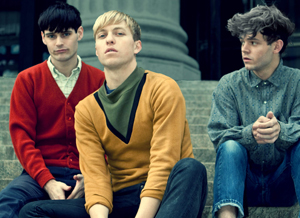 The Drums plus Pearl and the Beard / Avan Lava / Hess is More Trio
