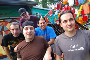 Less Than Jake : 2nd Annual Wake and Bake Weekend : Night 2 with Ballyhoo!