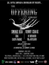 Smoke Dza & Vinny Cha$e plus BBA / H Squared / Caspa Narkz / M@rv3lou$