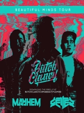 Butch Clancy featuring Mayhem / Getter / Brown Recluse