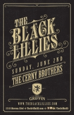 The Black Lillies : The Cerny Brothers
