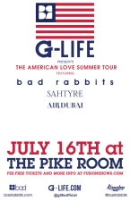 Bad Rabbits with Air Dubai and Sahtyre