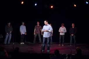 NC Comedy Arts Festival featuring The 708 / Festival All-Stars / The Bat
