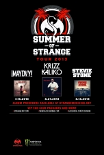 The Summer of Strange Tour featuring Kriz Kaliko, Mayday , and Stevie Stone / COOL NUTZ / Oly Ghost / Verb