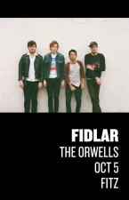 Fidlar featuring The Orwells