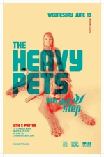The Heavy Pets with Def Step