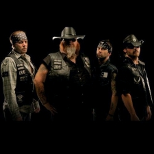 Texas Hippie Coalition plus Eve To Adam / Angels Fall