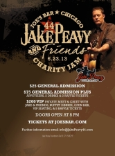 Jake Peavy & Friends Charity Jam
