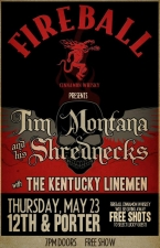 Tim Montana and His Shrednecks with The Kentucky Linemen