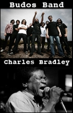 The Budos Band plus Charles Bradley