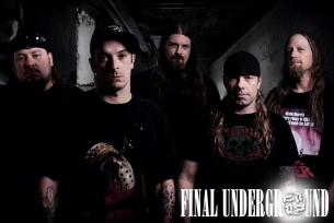 Final Underground CD Release featuring Karin Comes Killing / Mortal Ashes / Rise Of The Fallen