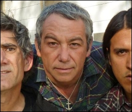 MIKE WATT THE MISSING MEN with Le Butcherettes