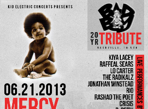 Kid Electric Concerts : A Tribute to Bad Boy Records to benefit Notes For Notes