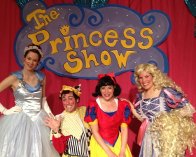 Chicago Kids Company presents The Princess Show