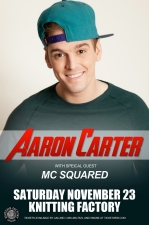 Aaron Carter featuring MC Squared