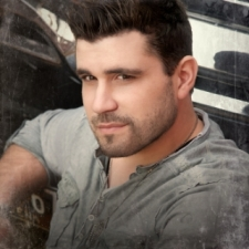 Josh Gracin with Elizabeth Lyons