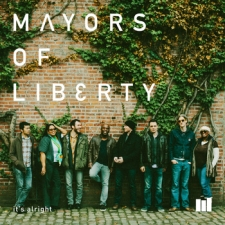 Mayors of Liberty with Three for T & You Are Plural