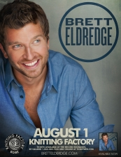 Brett Eldredge featuring Aces Up