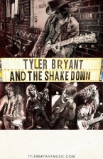 Tyler Bryant & the Shakedown plus Cracker Factory / C-Leb & the Kettle Black