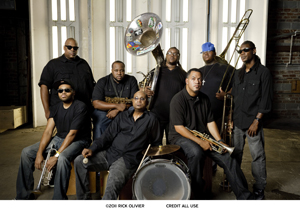 The Soul Rebels plus Baby Bee / Ahmir / 2am Club / DJ Sav and Mysterio