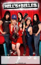 Hell's Belles (All Female Tribute To AC/DC) featuring Gypsy Saints / Breakdown Boulevard