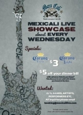 Mexi Showcase featuring Saturday Drive Band / Blue Soul / 3RDegree / Rubert Wates