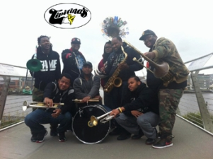 Uptown Saturday Night featuring The Soul Rebels Plus DJ Capt. Charles, Presented by Tipitina's and Hennessy